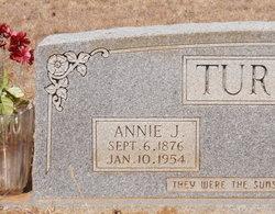 Annie Jane <I>Guthrie</I> Turner