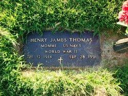 Henry James Thomas
