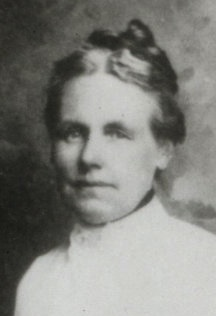 Frances Ann <I>Thomas</I> Christensen