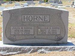 William Emmerson HORNE