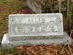Frances Margaret <I>Woolf</I> Allen