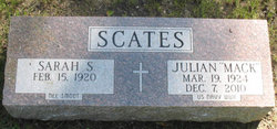 "Julian M. ""Mack"" Scates"