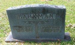 James H Barkman