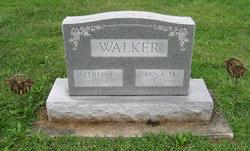 "Alfred C ""Bud"" Walker"