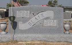 Flora Bell <I>Nunelly</I> Blair