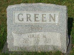 Vertie M Green