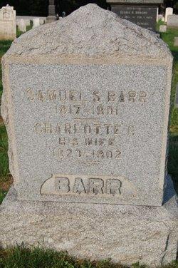 Maj Samuel Sloan Barr