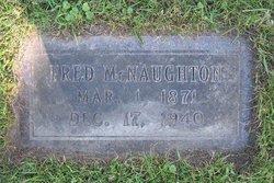 "Frederick Mervin ""Buff"" McNaughton"