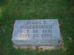 James R Rosebrough