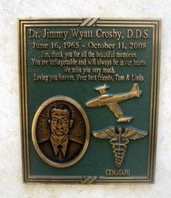 Dr Jimmy Wyatt Crosby