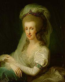 Maria Luisa - Infanta of Spain