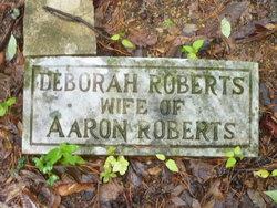 Deborah <I>Shields</I> Roberts