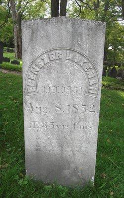Ebenezer Lakeman