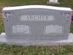 Rachel <I>Scott</I> Archer