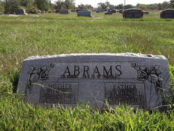 Emma Etta <I>Park</I> Abrams