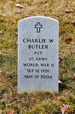 Charlie W. Butler