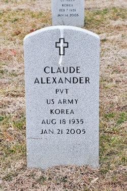Claude Alexander