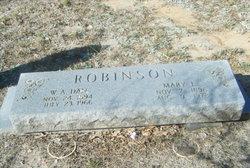 W.A. Dan Robinson