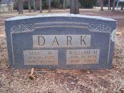Mary Matilda <I>Wynn</I> Dark