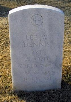 Lee William Dennis