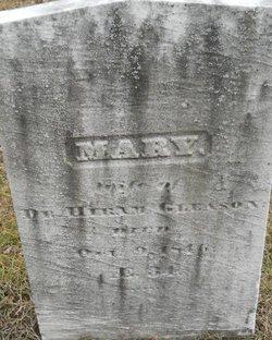 Mary <I>Whiting</I> Gleason