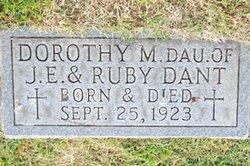 Dorothy Mary Dant
