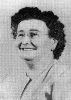 Gertrude Tera <I>Jacobs</I> Guillory