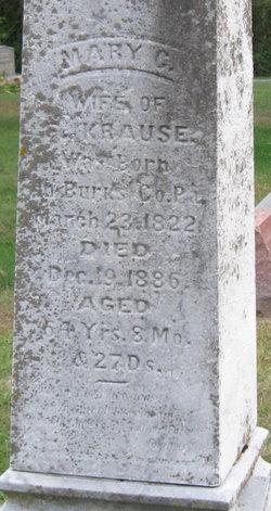 Mary Cordelia Krause