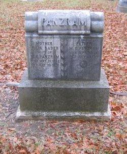 M E Panzram