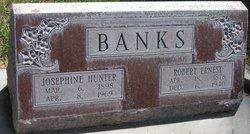 Josephine <I>Hunter</I> Banks