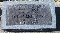 Joseph L Morris