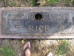 Laura Edna <I>Lusk</I> Rice