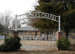 Colliers Chapel Cemetery