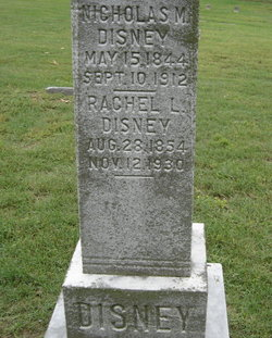 Nicholas M. Disney