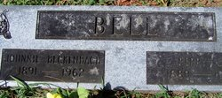Johnnie <I>Beckenbach</I> Bell