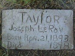 Joseph Leroy Taylor