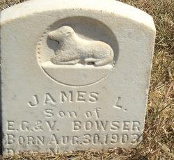 James Bowser