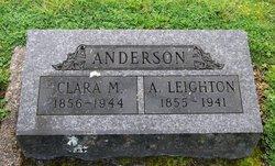 Clara Margaret <I>Worthington</I> Anderson
