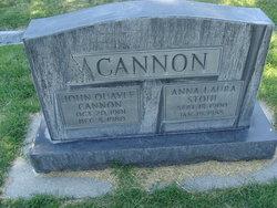 John Quayle Cannon, Jr