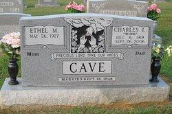 "Charles Leon ""Wink"" Cave"