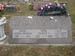 Everett Claude Ralstin