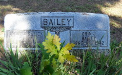 Annie M. <I>Gulick</I> Bailey