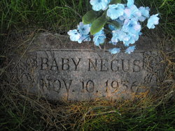 Baby Girl Negus