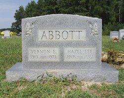 Hazel Grace <I>Lee</I> Abbott