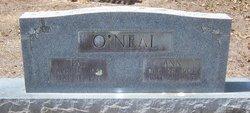 Annie Mae <I>Bagwell</I> O'Neal