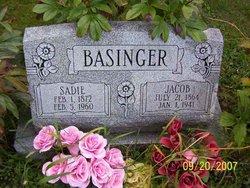 Sadie <I>Wable</I> Basinger