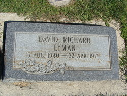 David Richard Lyman