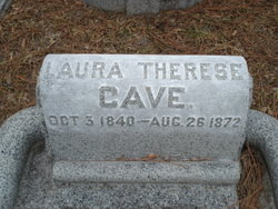 Laura Therese <I>Sterne</I> Cave