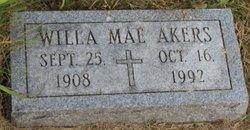 Willa Mae Akers