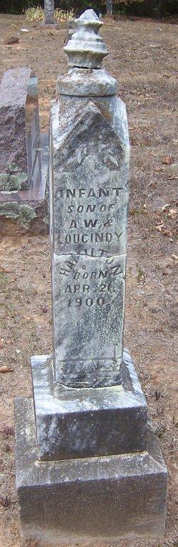 Infant Son Hamilton